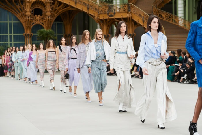 Chanel Cruise Finale